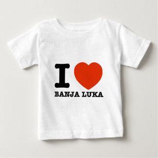I Love Banja Luka Baby T-Shirt
