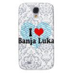 I Love Banja Luka, Bosnia and Herzegovina Galaxy S4 Case