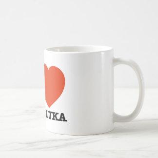 I Love Banja Luka Coffee Mug
