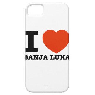 I Love Banja Luka iPhone SE/5/5s Case