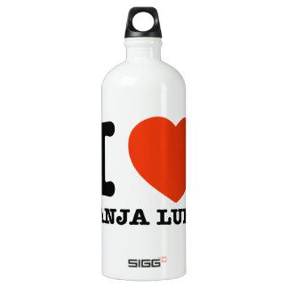 I Love Banja Luka Water Bottle