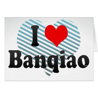 I Love Banqiao, Taiwan Cards