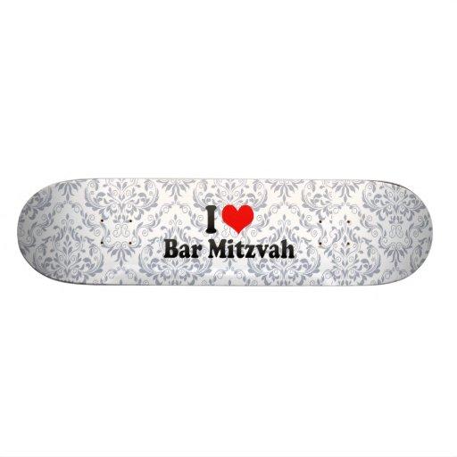 I love Bar Mitzvah Skateboards