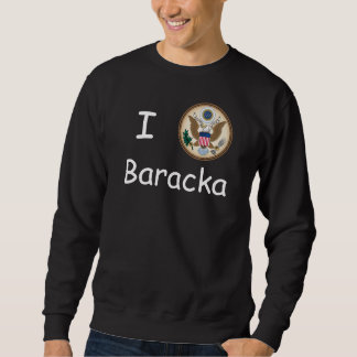 I Love Baracka Presidential US Great Seal T-Shirt