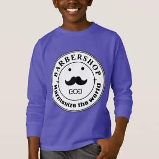 I Love Barbershop T-Shirt