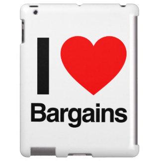 i love bargains