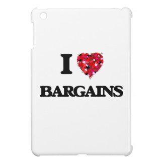 I Love Bargains Case For The iPad Mini