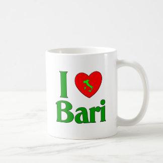 I  Love Bari Italy Mugs