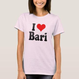 I Love Bari, Italy T-Shirt