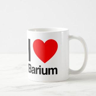 i love barium coffee mugs