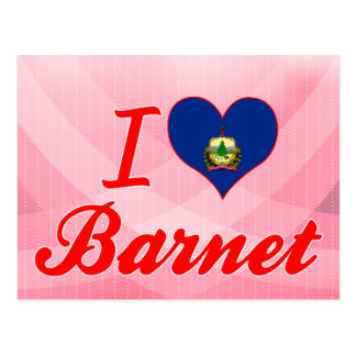 I Love Barnet, Vermont Postcards