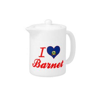 I Love Barnet, Vermont