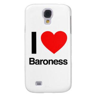 i love baroness galaxy s4 cover