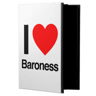 i love baroness case for iPad air