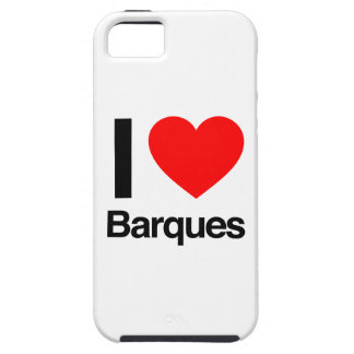 i love barques iPhone 5 cover