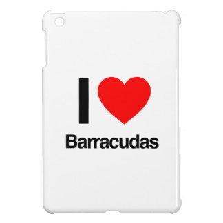 i love barracudas iPad mini cases