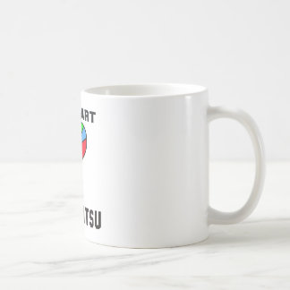 I love Bartitsu. Classic White Coffee Mug