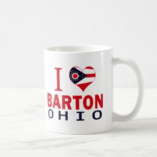 I love Barton, Ohio Coffee Mug