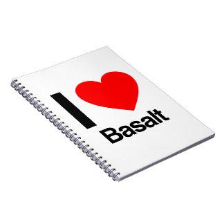 i love basalt notebook