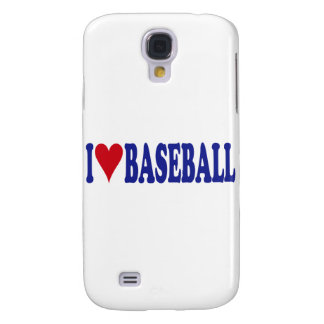 I Love Baseball Samsung S4 Case