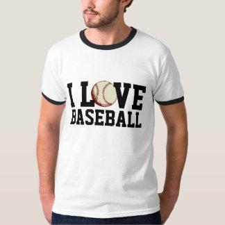 I Love Baseball Shirt