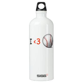I love baseball SIGG traveler 1.0L water bottle