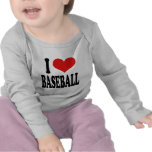 I Love Baseball Tshirts