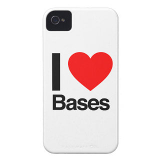 i love bases iPhone 4 Case-Mate case