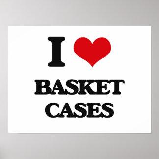 I Love Basket Cases Poster