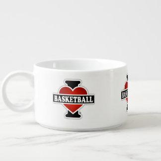 I Love Basketball Bowl