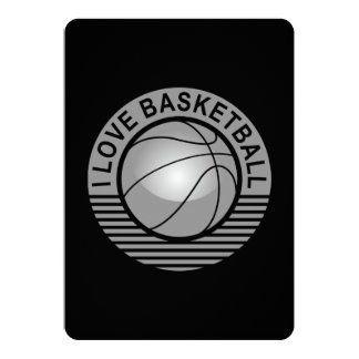 I love basketball card