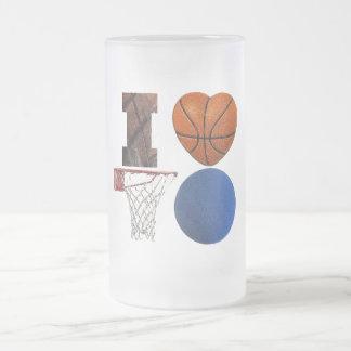 I Love Basketball Cup