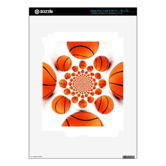 I love basketball decals for iPad 3