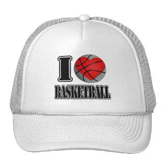 I love Basketball - Hat