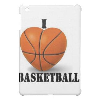 I Love Basketball iPad Mini Cases