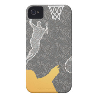 i love basketball iPhone 4 cover