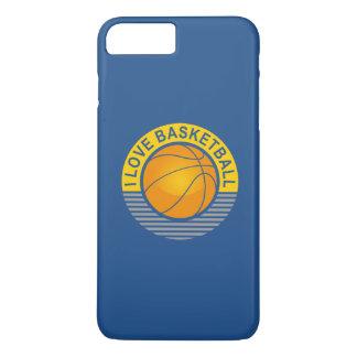 I love basketball iPhone 7 plus case