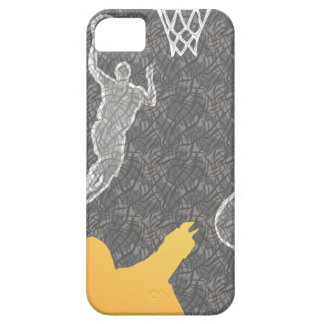i love basketball iPhone SE/5/5s case