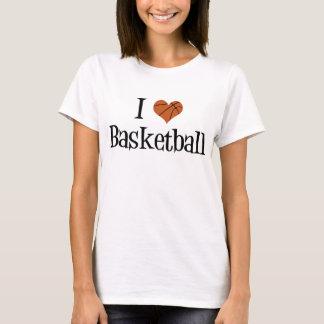 I Love Basketball Women's T-Shirt
