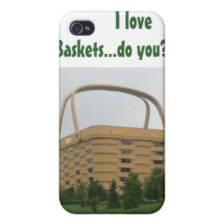 I love baskets...do you? iPhone case