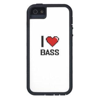 I love Bass Digital Design iPhone 5 Cover