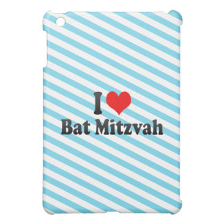 I love Bat Mitzvah Cover For The iPad Mini