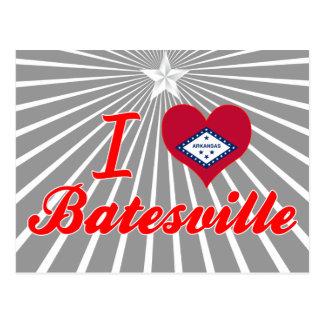 I Love Batesville Arkansas Post Cards