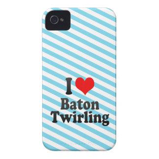 I love Baton Twirling Blackberry Bold Cases