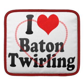 I love Baton Twirling MacBook Air Sleeve