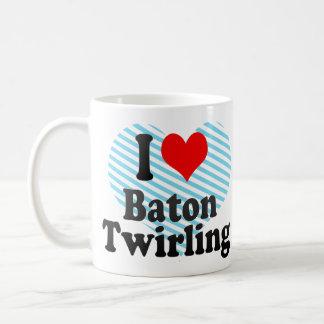 I love Baton Twirling Mug