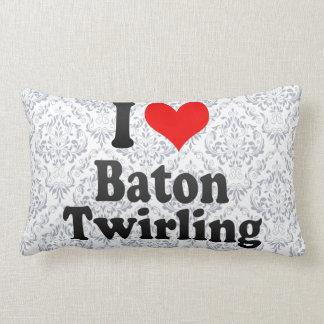 I love Baton Twirling Pillows