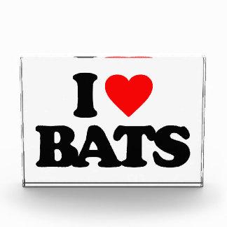I LOVE BATS AWARD