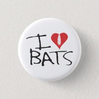 I love bats button