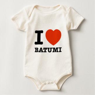 I Love Batumi Baby Bodysuit